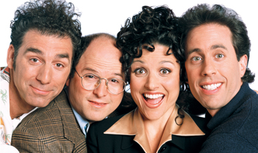Terrific Television: Seinfeld