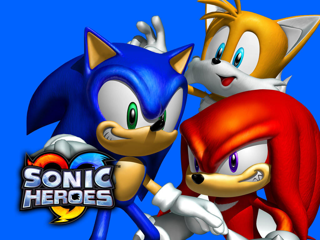 Button Mashers: Sonic Heroes